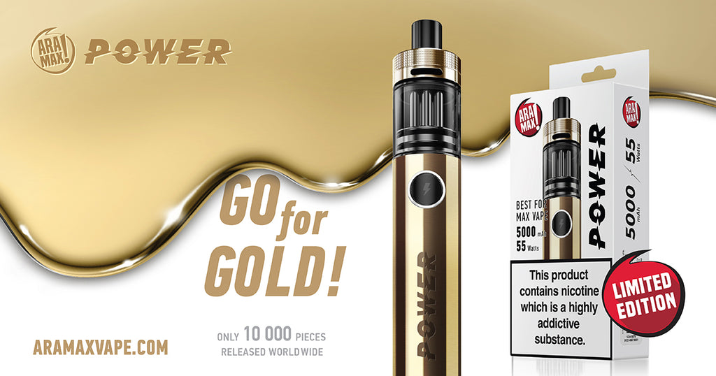 Aramax Power Kit - Gold