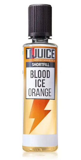 T-Juice Blood Ice Orange Shortfill - 50ml Nicotine Free
