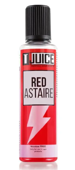 T-Juice Red Astaire Shortill - 50ml Nicotine Free