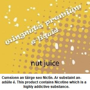 Wingnuts - Nut Juice 10ml