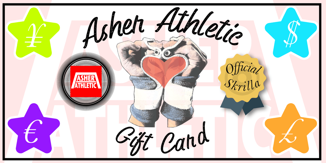 Asher Athletic Gift Card