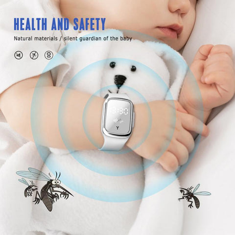 Image of Smart Insect™ - Relógio Repelente