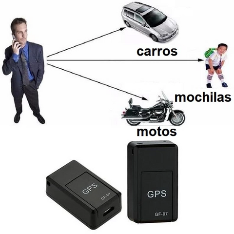 Mini GPS Rastreador