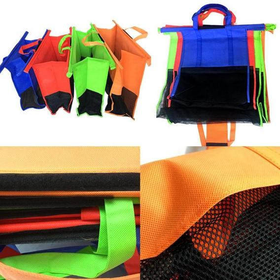 Kit de Sacolas ShopMax