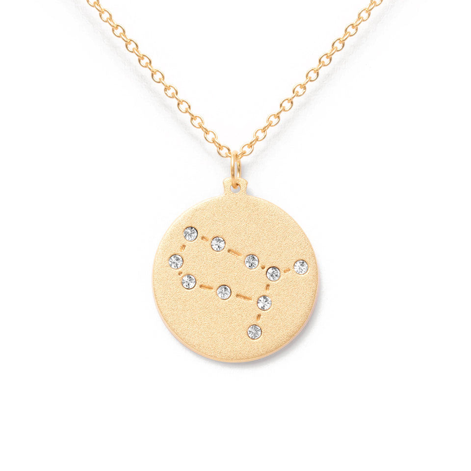 Constellation GEMINI Necklace