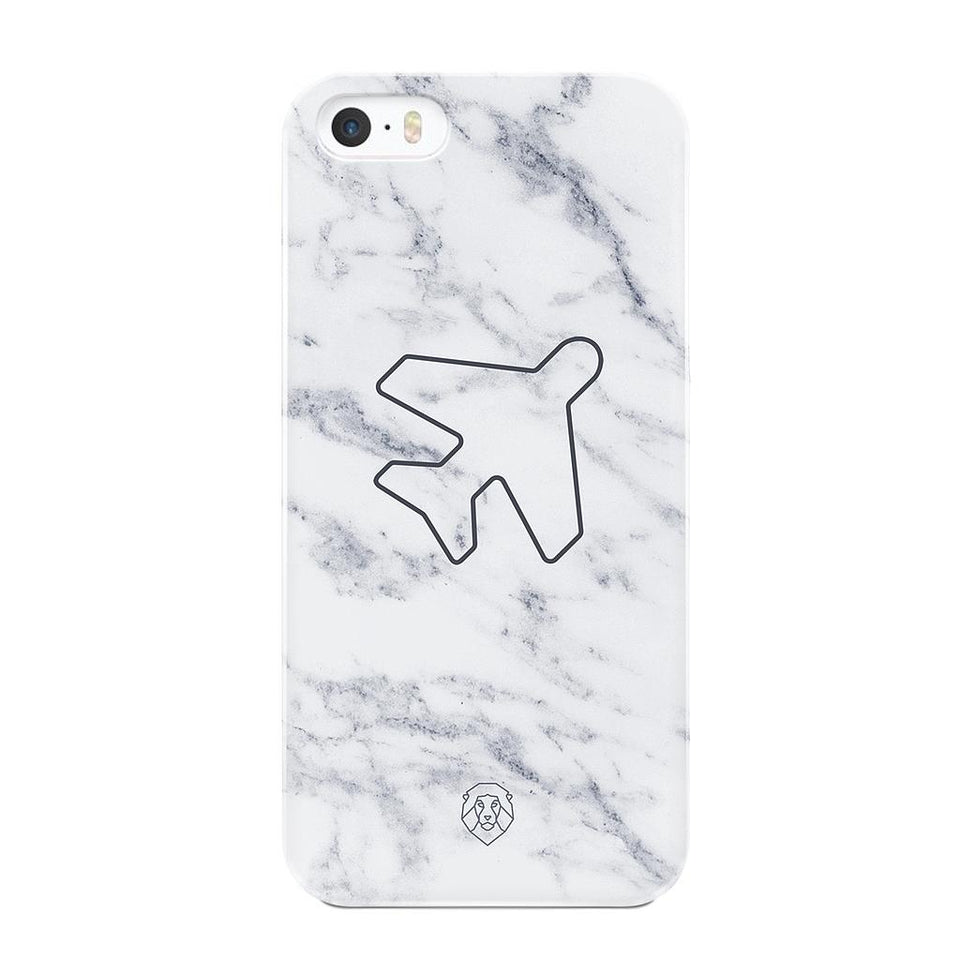 EHFAR Airplane White Phone Case