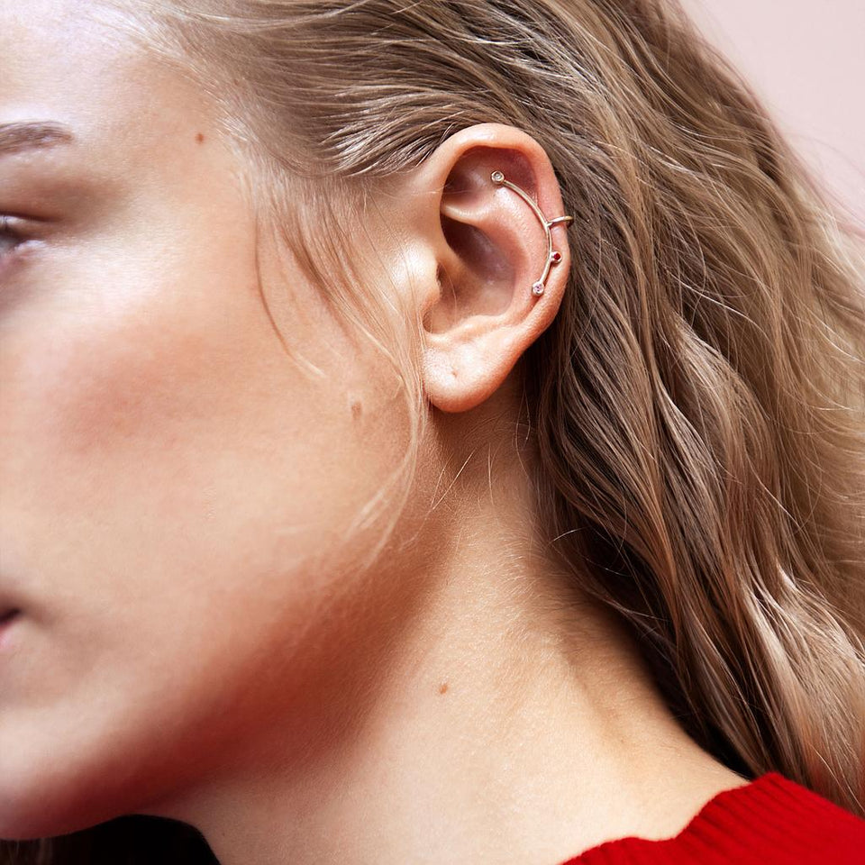 Girl Gang Earcuff