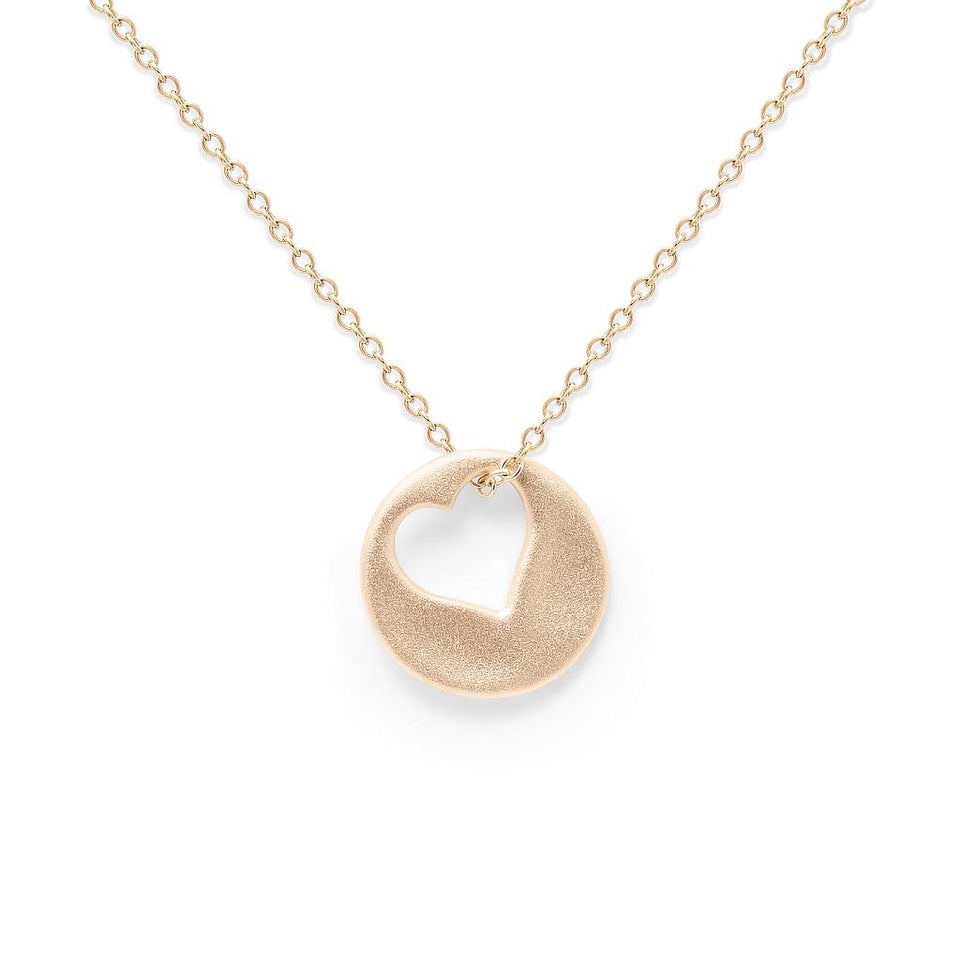 Like Mother... Mother's Heart Necklace