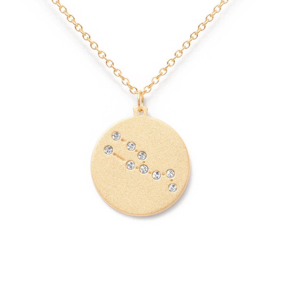 Constellation TAURUS Necklace