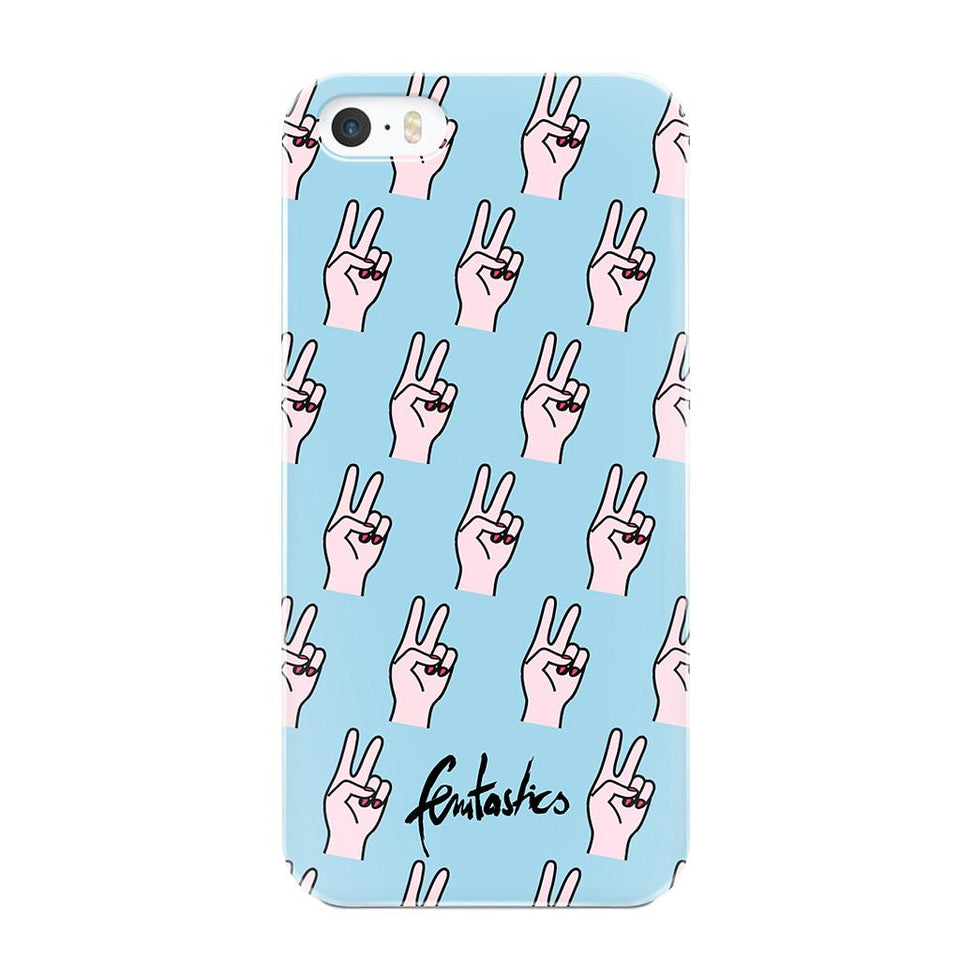 Girl Gang Blue Phonecase