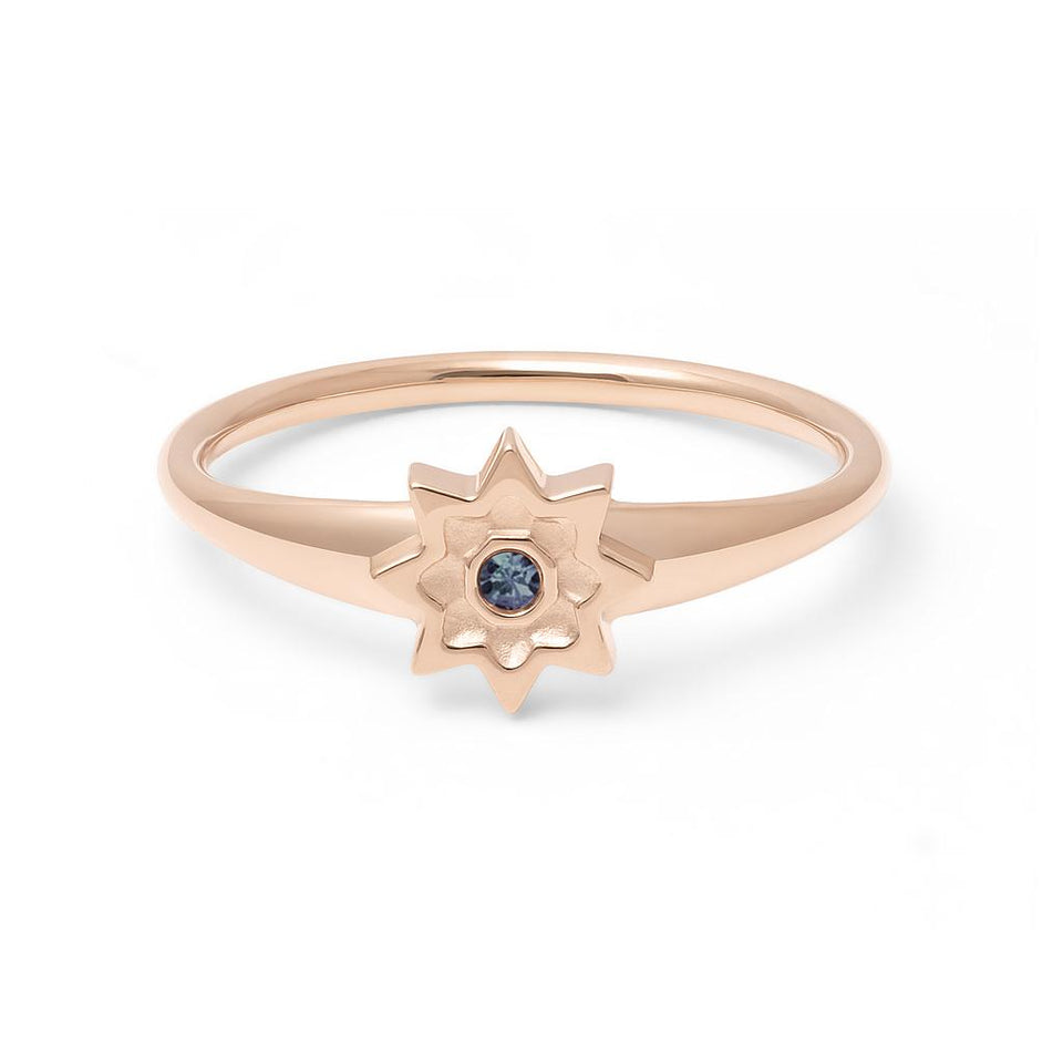 Birthstone SEP Ring