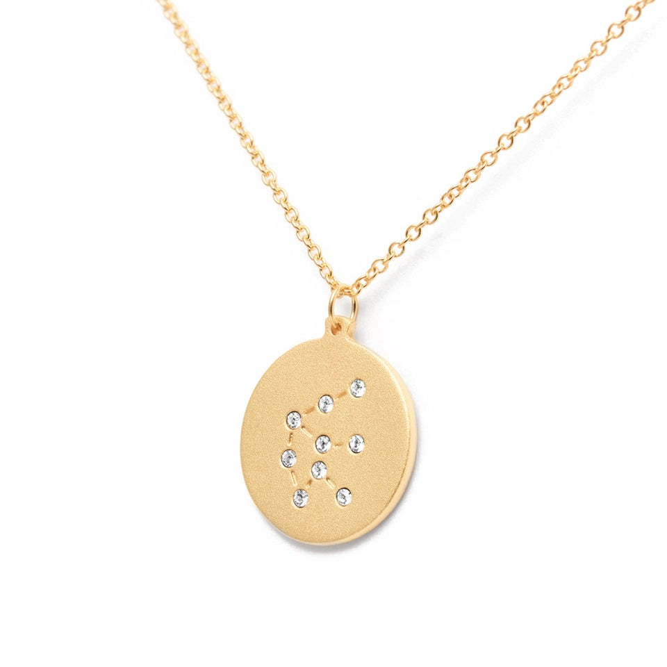 Constellation AQUARIUS Necklace