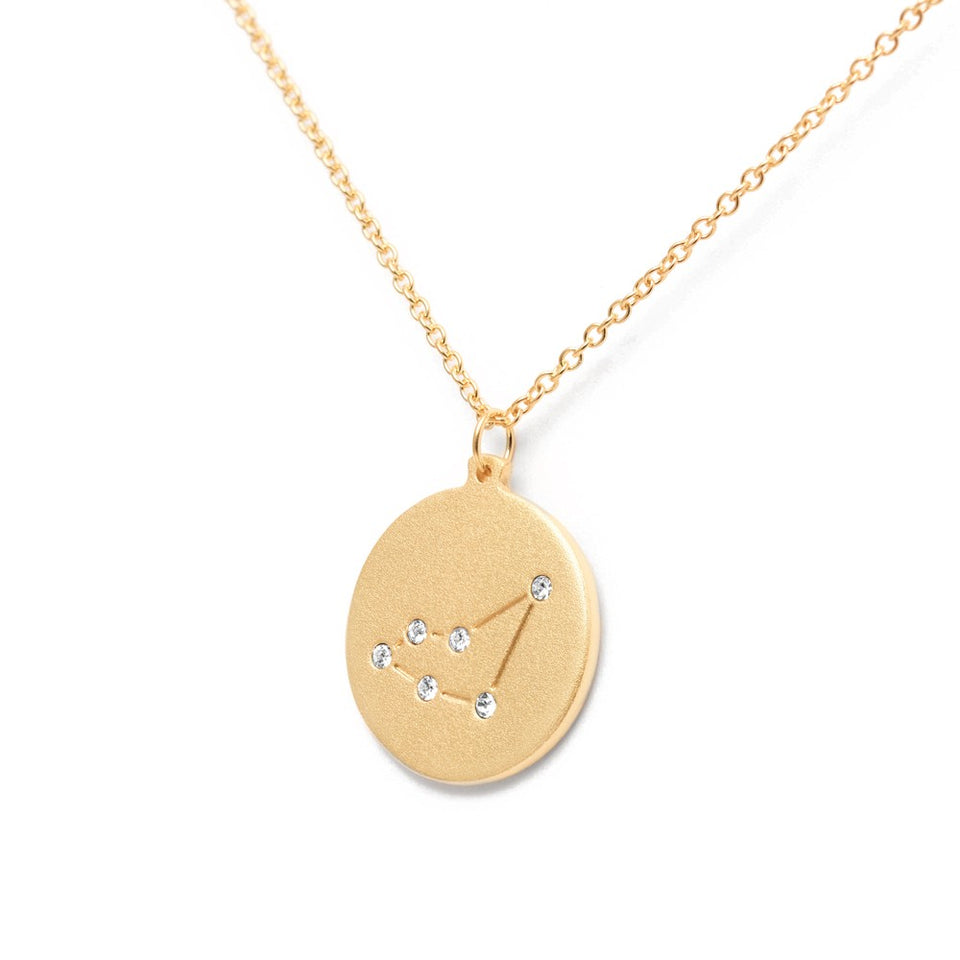 Constellation CAPRICORN Necklace