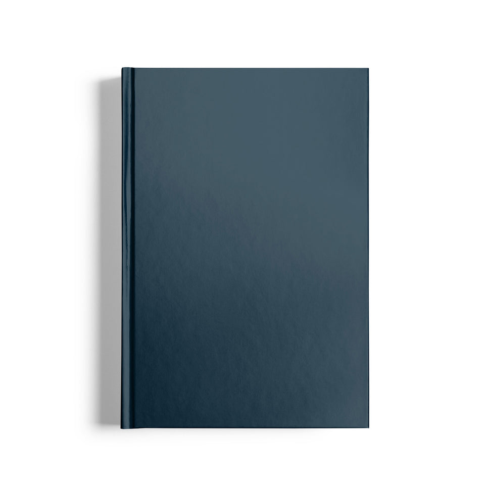 Delirium Notebook No.1 #essentials-Grey