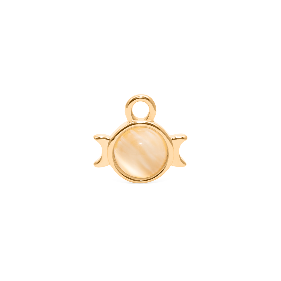 Magic Spell Charm No.1 Moonstone