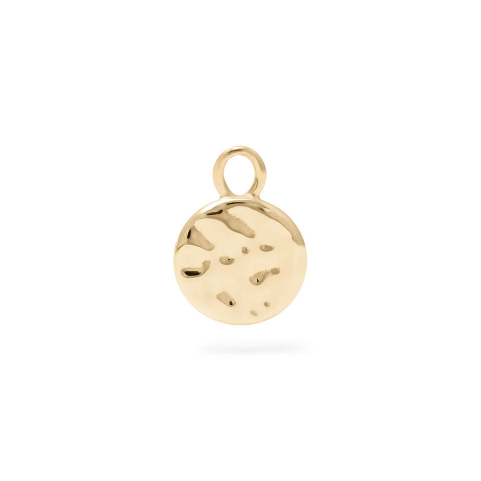 Meadow Pendant - Solid Gold