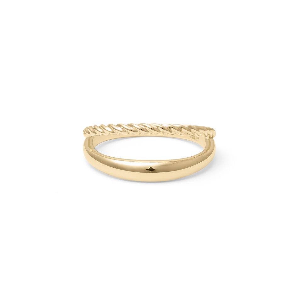 Starling Ring - Solid Gold