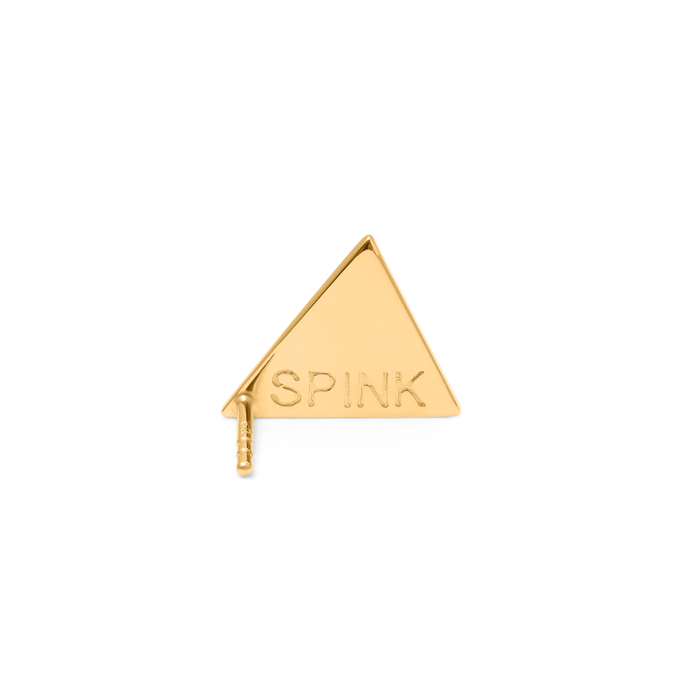 Find Your Shape Triangle Earrings