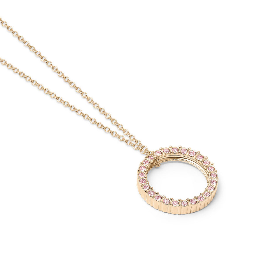 Like Mother... Infinite Necklace Pink