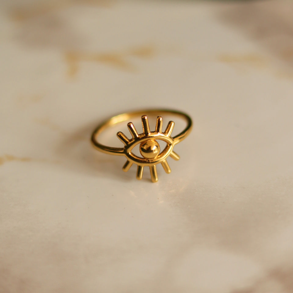 Eye of Clarity -  Ring