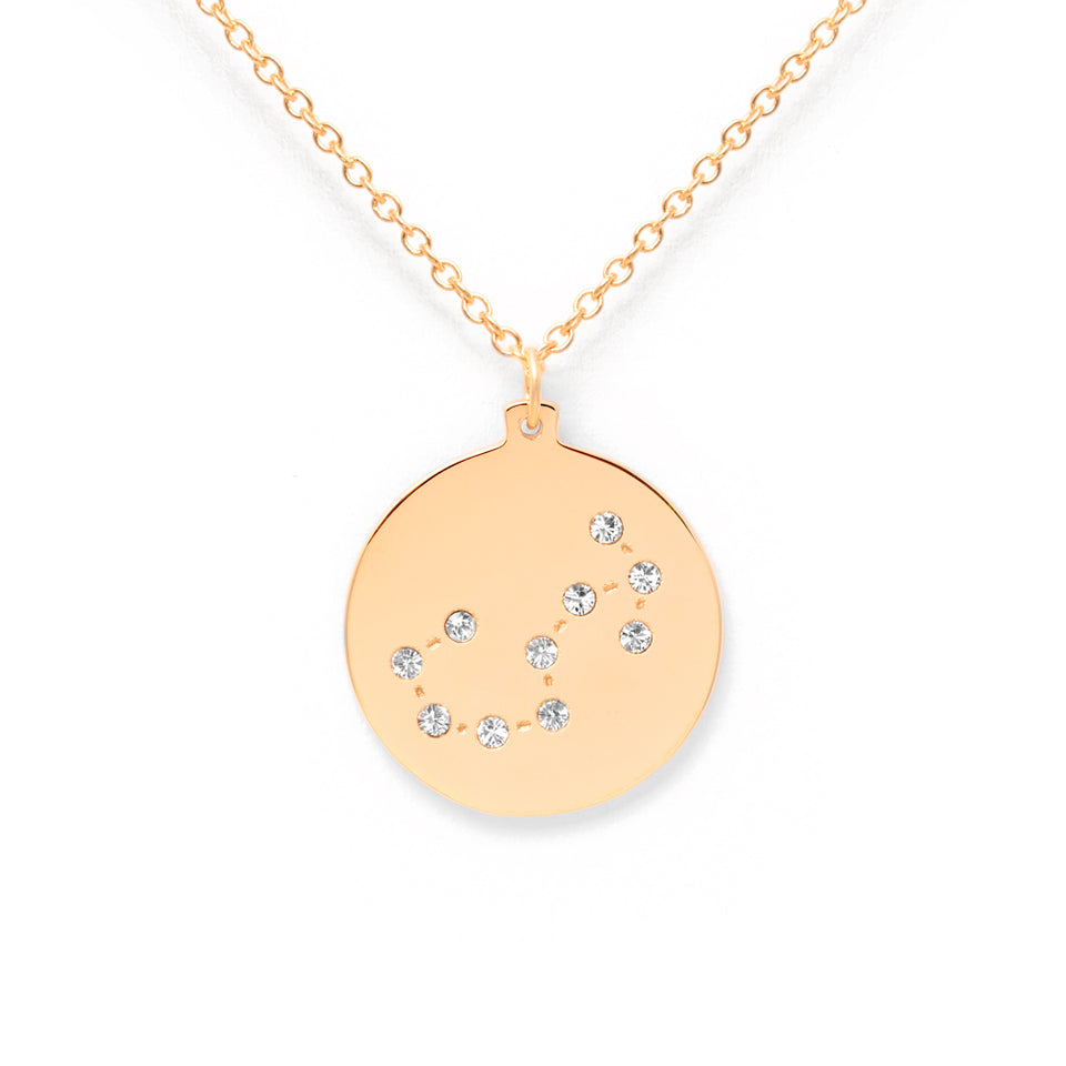 Constellation SCORPIO Necklace Glossy