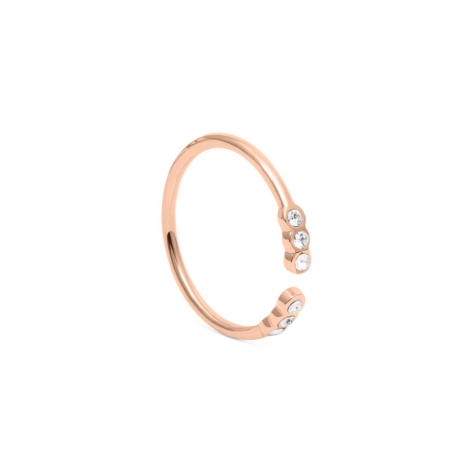 Belief Stackable Ring