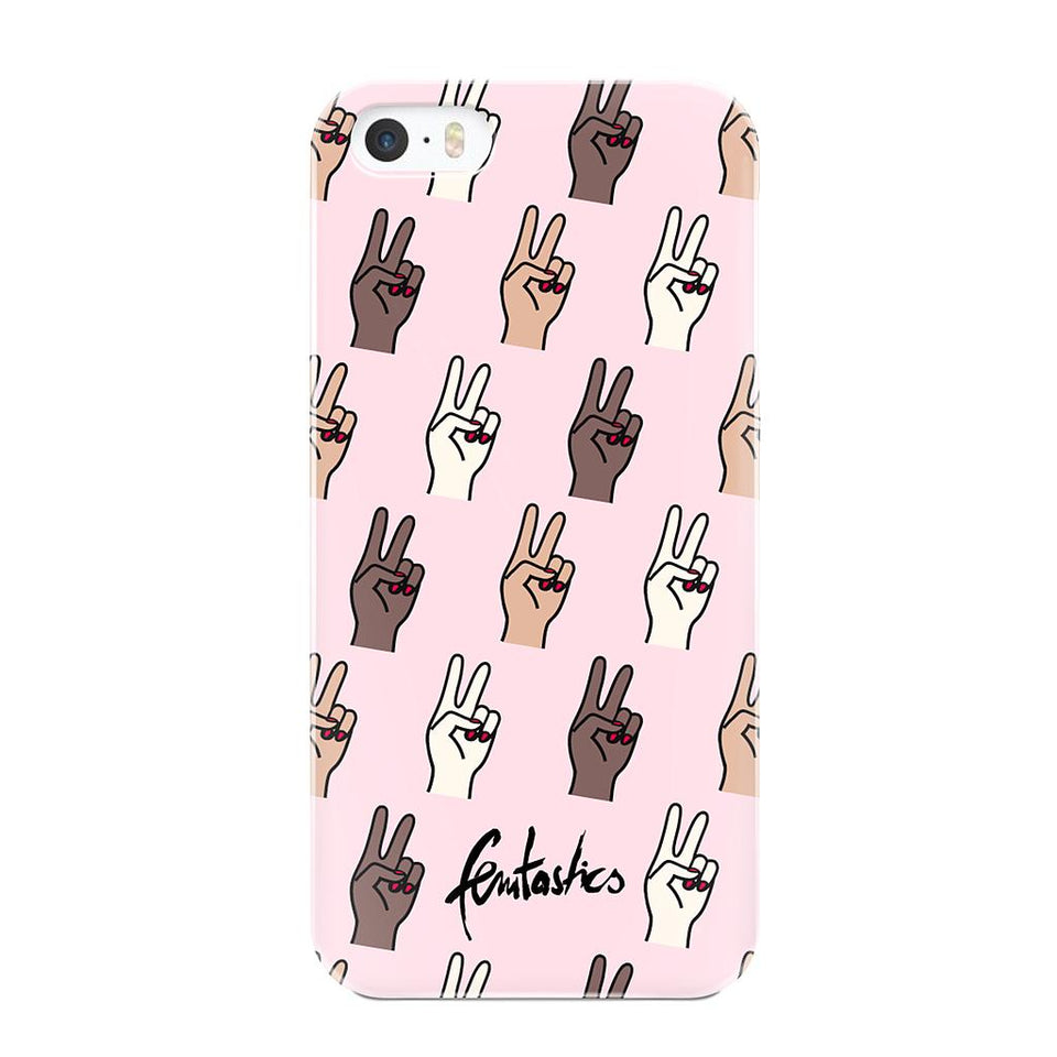 Girl Gang Pink Phonecase