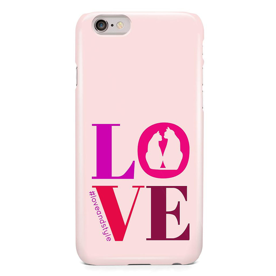 Love & Style Phone Case No.2