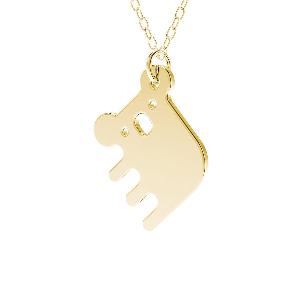minimals koala necklace (45cm)
