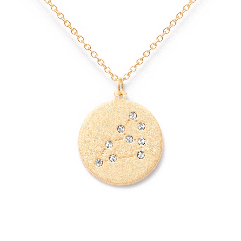 Constellation LEO Necklace