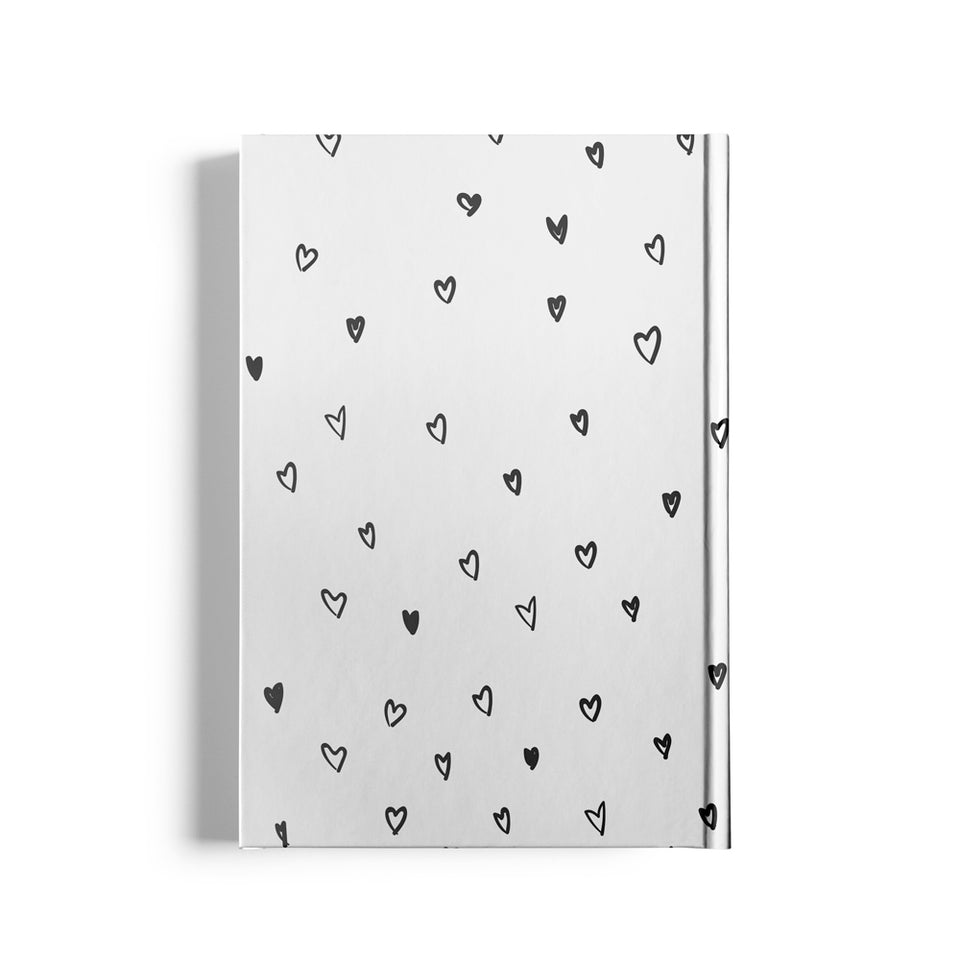 I'm Doing This For Me Notebook No.3-White