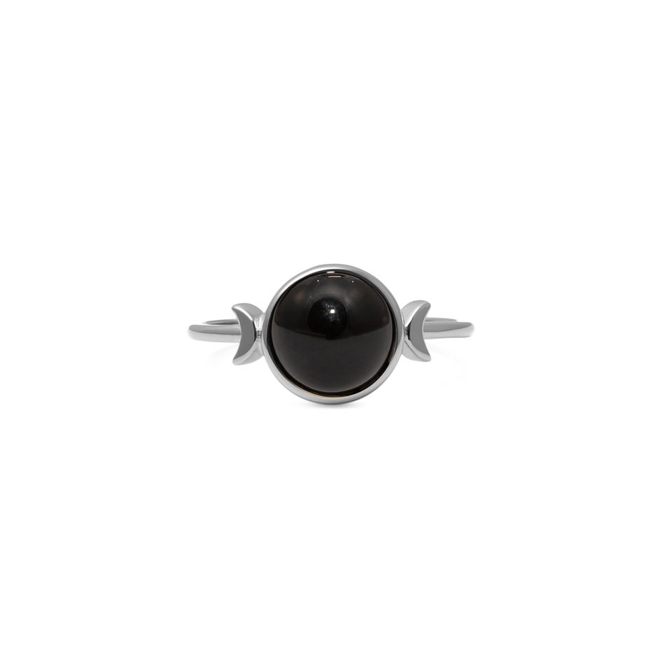 Magic Spell Ring Onyx