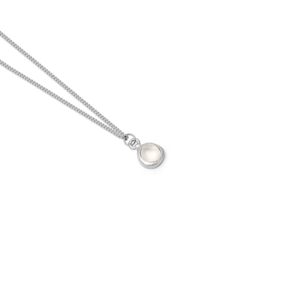 Zodiac Birthstone Necklace (Gemini)