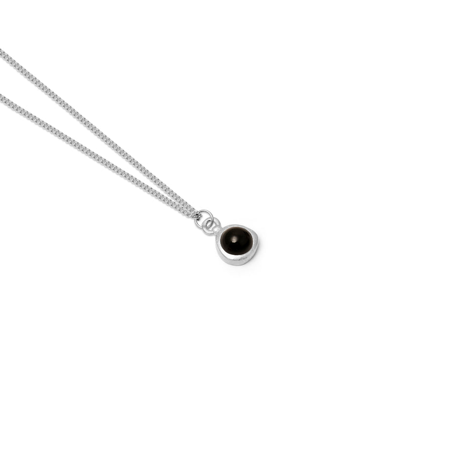 Zodiac Birthstone Necklace (Leo)