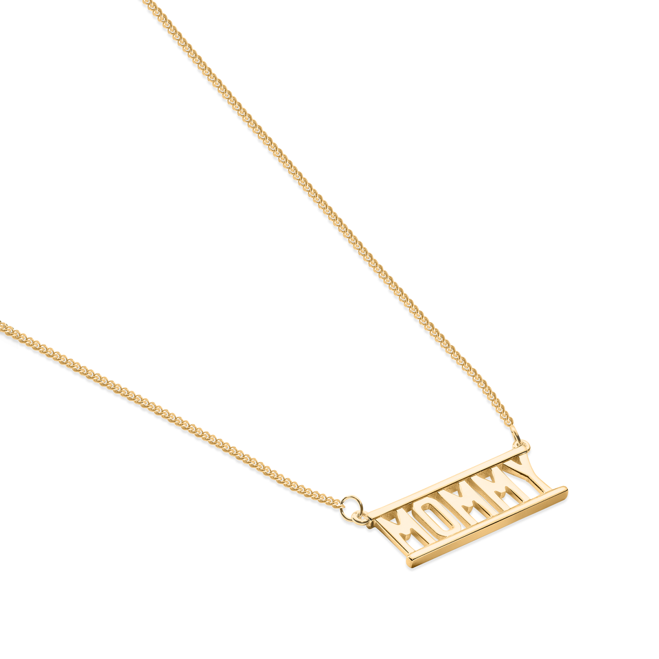 Mommy Necklace