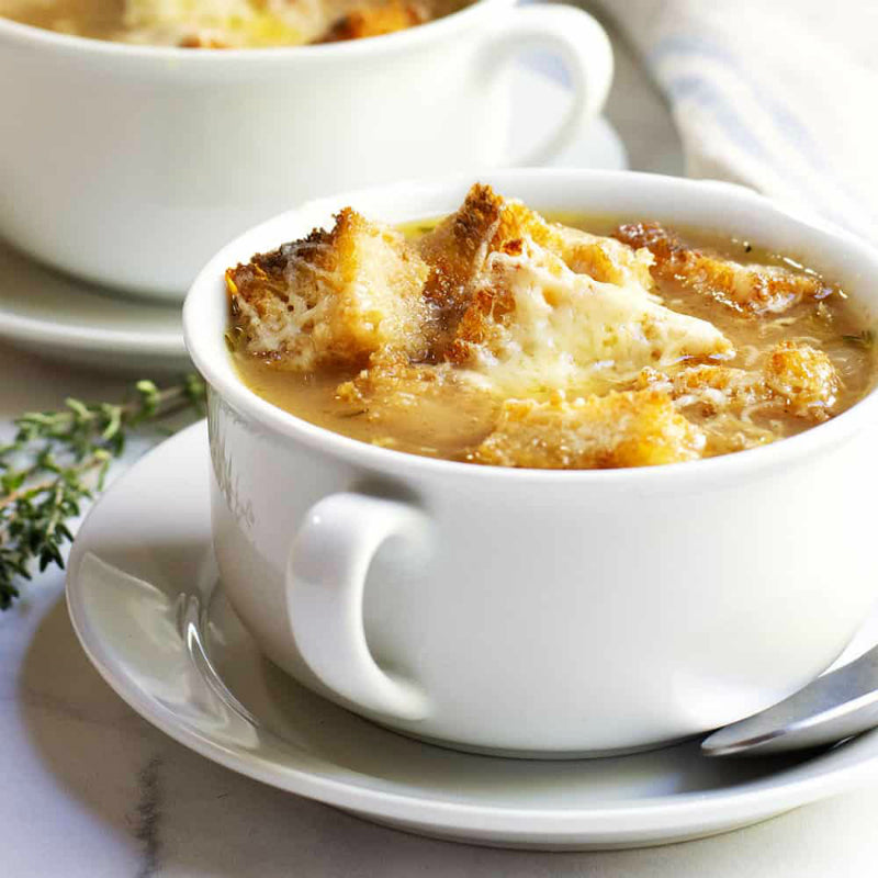 Ten Second French Onion Soup