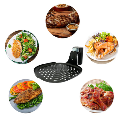 Milex Power Air Fryer XXXL Grill Pan