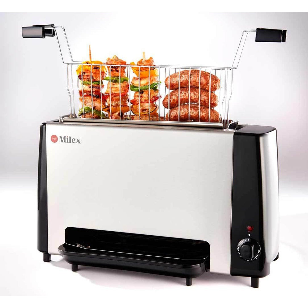 Milex Vertical Infrared Ready Grill XL
