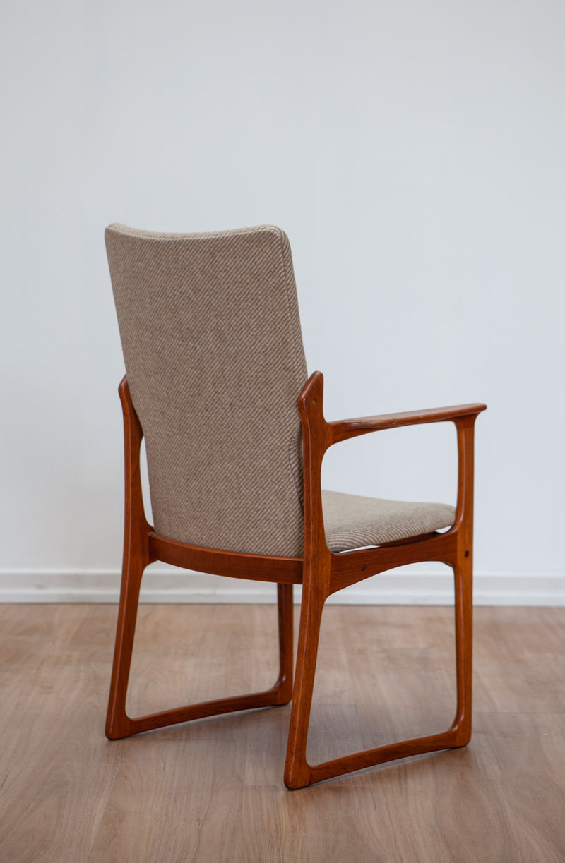 Armchair by Vamdrup Stolefabrik, Danish
