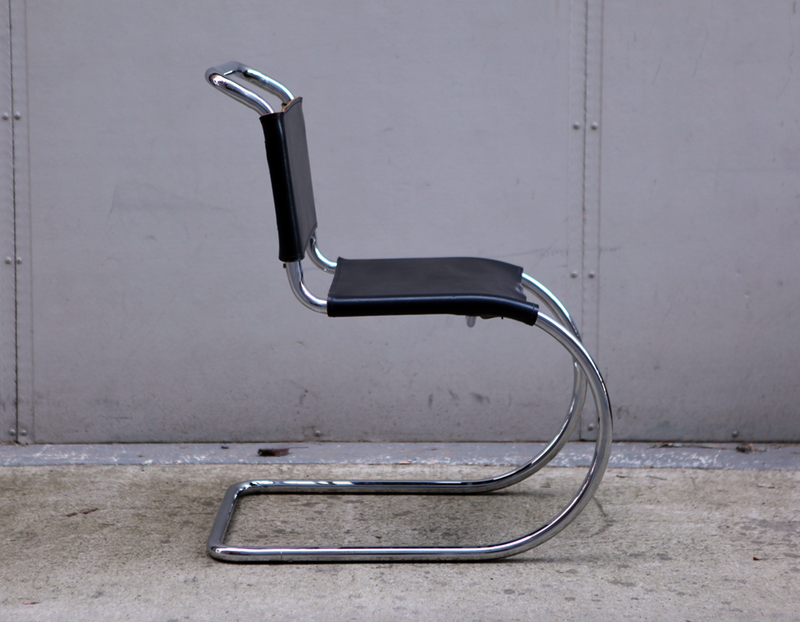Mies van der Rohe MR10 Cantilever Chairs, 1960s