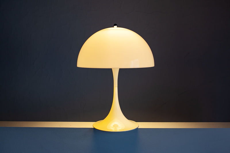"Verner Panton, ""Panthella"", Table Lamp for Louis Poulsen"