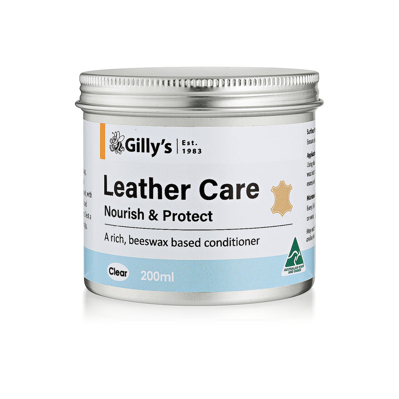 Leather Care, 200ml, Gilly's
