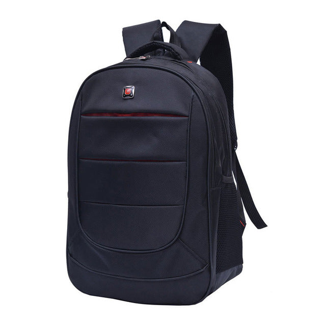 New+Trend+Stylish+Men+Large+Capacity+Nylon+Bag+Travel+Laptop+Backpack+Waterproof+College+Tide+Casual+Men%27s+Backpacks