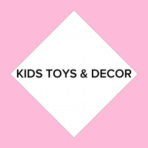 KIDS TOYS DECOR & ACCESSORIES