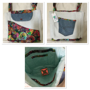LADIES ONE OF A KIND FASHION BAG