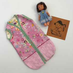 DOLL/ TEADY SLEEPING BAG