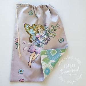 NIFTY MULTIPURPOSE DRAWSTRING BAG