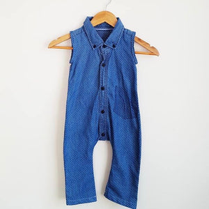 SIZE 2 - REPURPOSED ROMPER