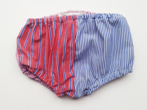 SIZE 6-12 MONTHS BABY BLOOMER BRIEFS