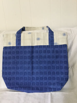GRAB AND GO SHOPPING TOTE